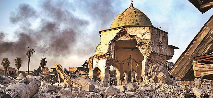 Neredeyse tamamen yıkılmıştı: Irak'ın yeniden imarında öncelik Musul