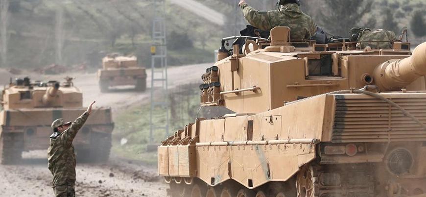 'Türkiye'nin operasyon önceliği Fırat'ın doğusundan İdlib'e geçebilir'