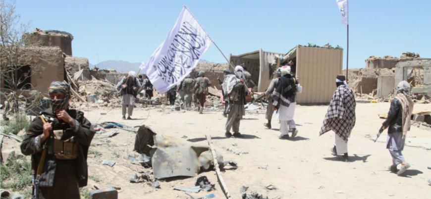 Taliban Türkmenlerin yaşadığı ilçeyi ele geçirdi