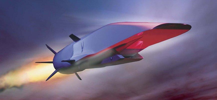 Pentagon: Hipersonik silah testlerine başlıyoruz