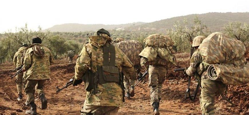 Zeytin Dalı Harekatı | Stratejik öneme sahip Racu beldesi TSK kontrolüne geçti