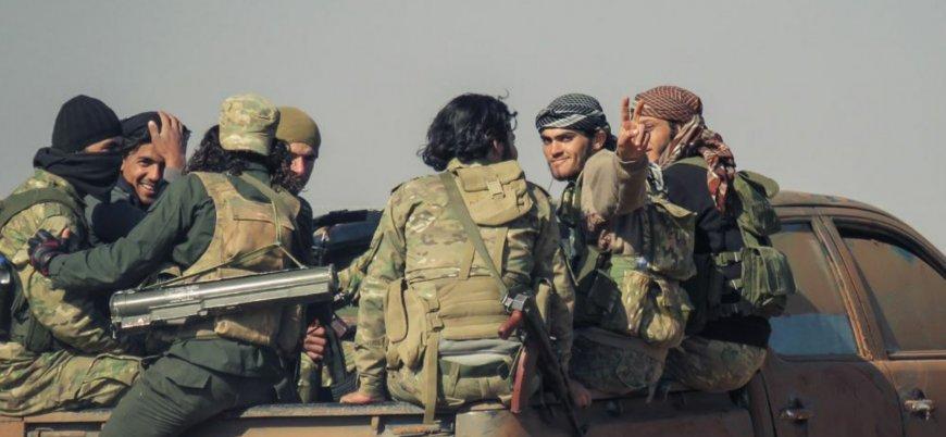 HTŞ karşıtı koalisyon İdlib'de birçok köyü ele geçirdi