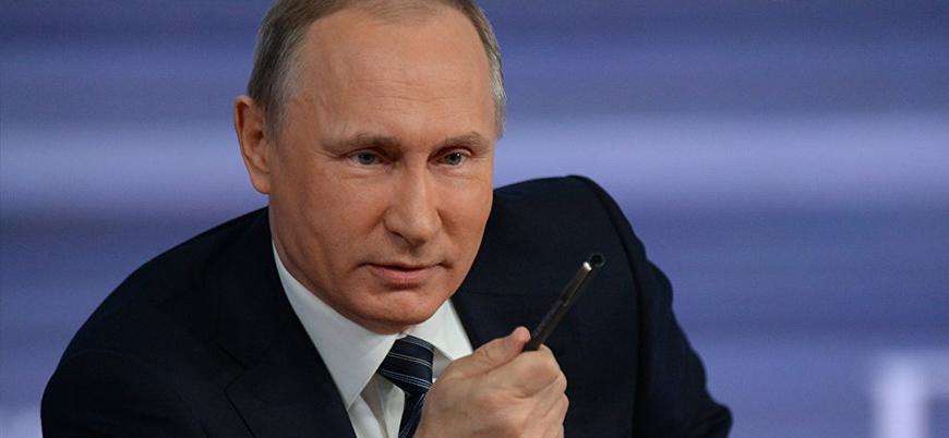 Putin'den Avrupa Birliği'ne yakınlaşma sinyali