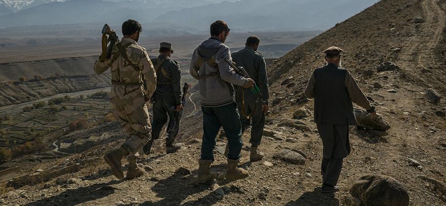 Afganistan'ın kuzeyinde IŞİD'e operasyon: 13 kişi öldürüldü