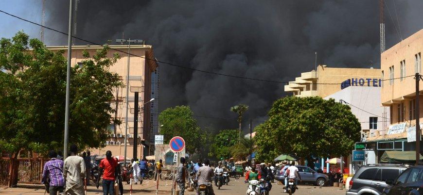 Burkina Faso'da Fransız Büyükelçiliğine düzenlenen saldırıyı El Kaide üstlendi