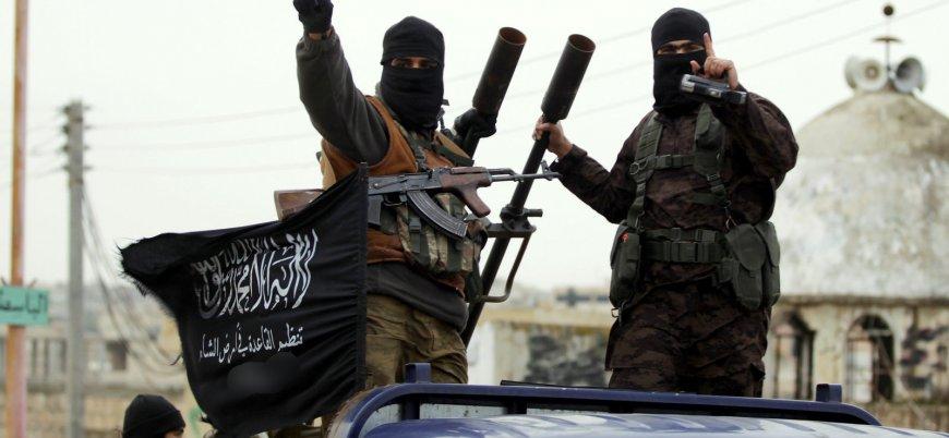 Suriye'deki 'El Kaide' yapılanmasından Afganistan'a taziye mesajı