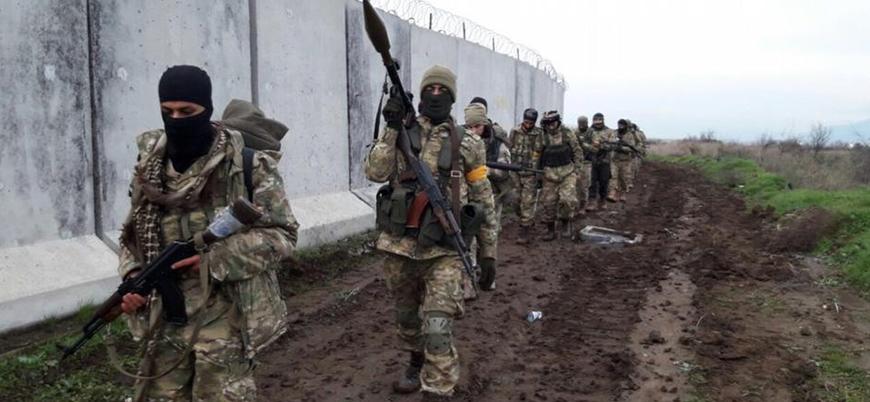 Zeytin Dalı Harekatı | Afrin'de etkisiz hale getirilen PYD'li sayısı 2668'e ulaştı