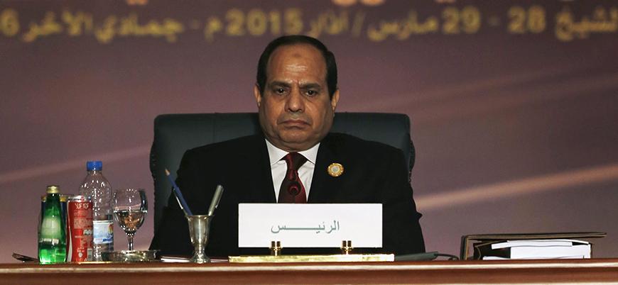 Sisi: Güvenlik güçlerine hakaret edenler vatan hainidir