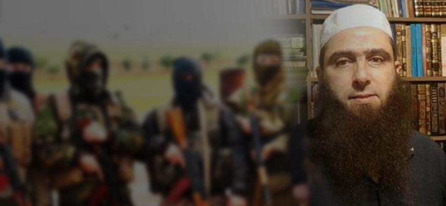 Filistinli cihat yanlısı grubun lideri Esed rejimiyle girdiği çatışmada hayatını kaybetti