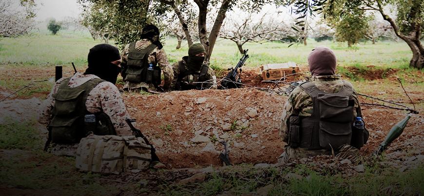 Suriye'de muhalif gruplar arasında çatışmalar, taraflar ve mevcut durumun analizi