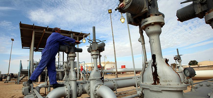 Libya'nın en büyük petrol sahasında üretim durdu