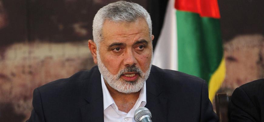 Hamas'tan Filistin için Ulusal Kurtuluş Konferansı çağrısı