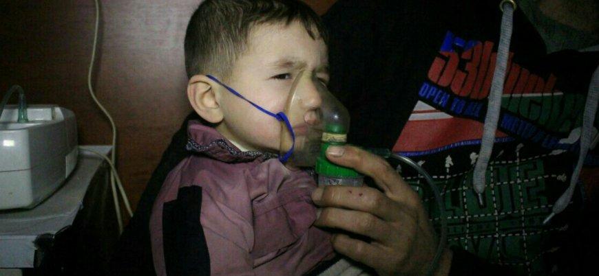 Rusya destekli rejim koalisyonu Guta'ya kimyasal saldırı düzenledi