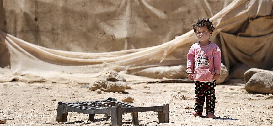 Türkiye Suriye'de 170 bin kişi kapasiteli kamp kuracak