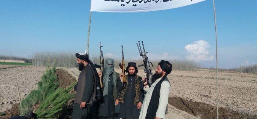 "Taliban'dan ""fidanlar toprağa"" kampanyası"