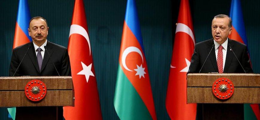 Erdoğan ile Aliyev telefonla görüştü