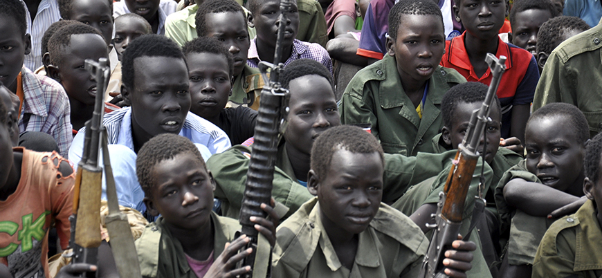Güney Sudan'da el bombasıyla oynayan beş çocuk hayatını kaybetti