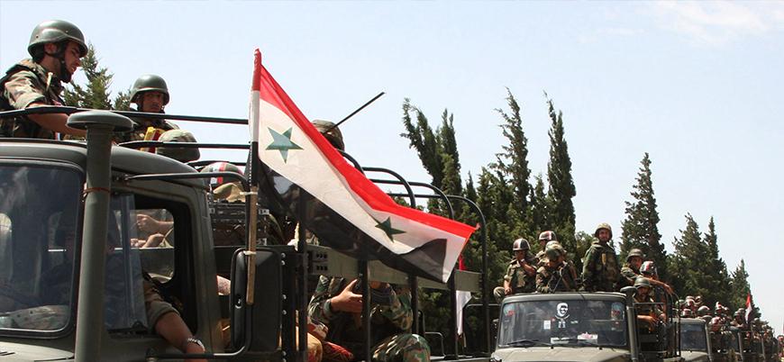 Büyük askeri sevkiyat: Rejim koalisyonu Doğu Guta'da nihai katliama hazırlanıyor