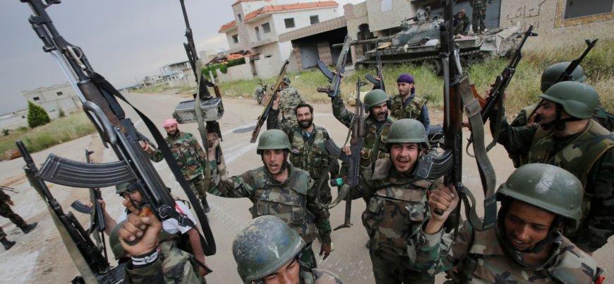 TSK varlığına rağmen: Rejim koalisyonundan Halep kırsalında ilerleme girişimi