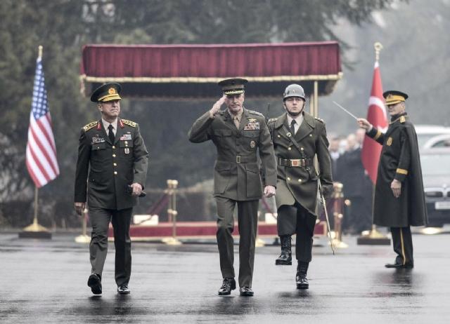 Türkiye, ABD'ye 'kırmızı çizgilerini' hatırlattı