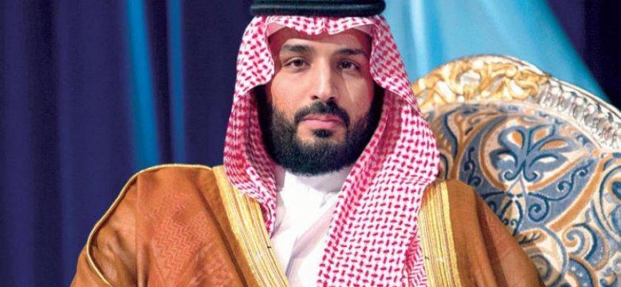 Suudi veliaht: Türkiye 'şeytan üçgeni'ni temsil ediyor