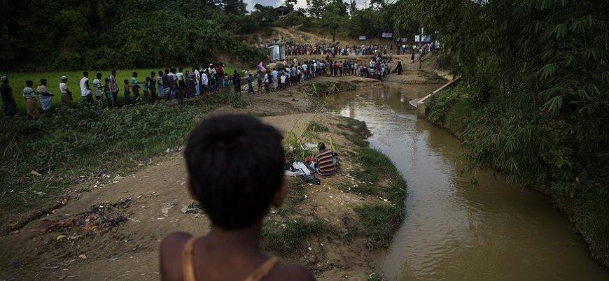 Af Örgütü: Myanmar ordusu Arakan'da savaş suçu işliyor