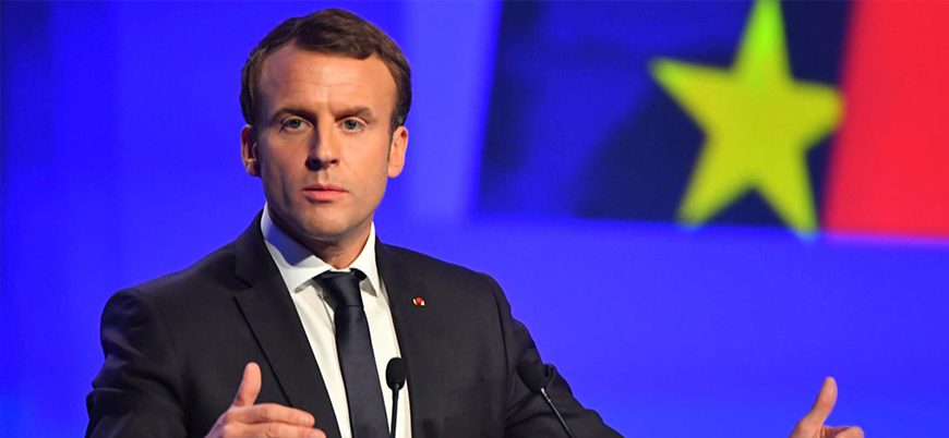 Fransa Cumhurbaşkanı: Trump'ın Kudüs kararı gerçek bir hata