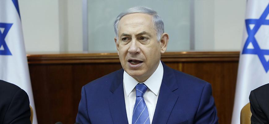 Netahyahu'dan suçlama: 'Polis tanıklara aleyhime ifade için baskı yapıyor'