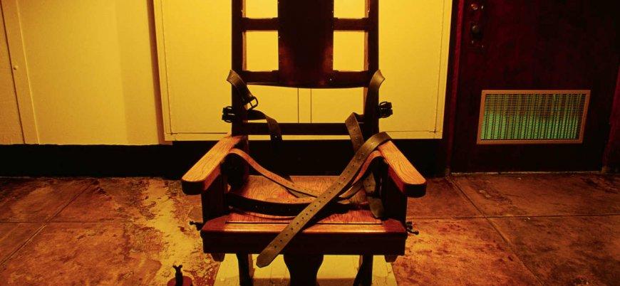 ABD'de elektrikli sandalyeyle infaza onay