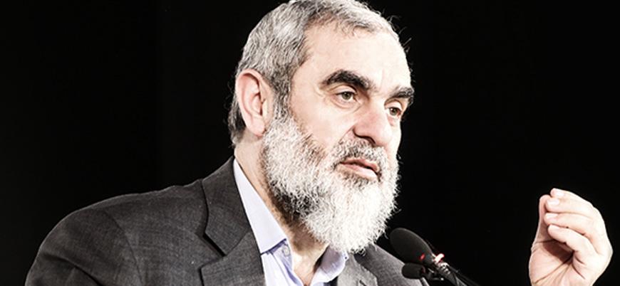 İslami hükümleri açıklayan Nureddin Yıldız'a soruşturma