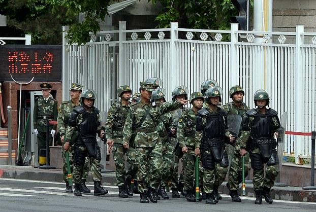Çin, Doğu Türkistan'da yüzlerce yeni kontrol noktası kurdu