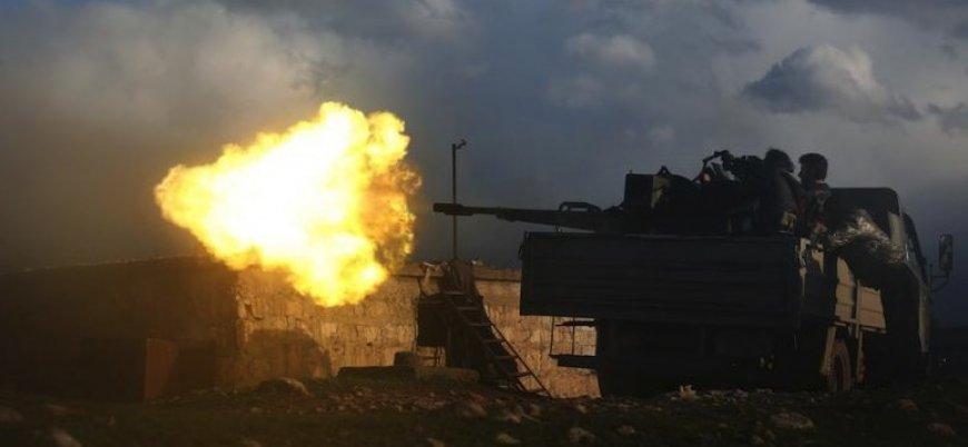 Esed rejimiyle PKK arasında şiddetli çatışmalar başladı
