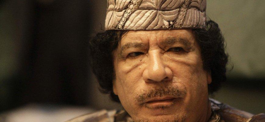 Kaddafi'nin 10 milyar eurosu Belçika'da kayboldu