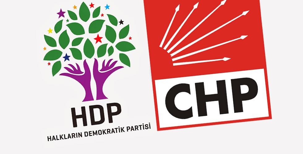 CHP'den HDP'ye destek açıklaması: Yapılanlar hukuksuz