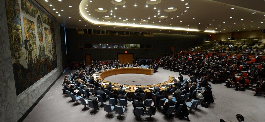 'Ortadoğu Barış Planı': Filistin konulu BMGK tasarısındaki kınama ifadeleri silindi