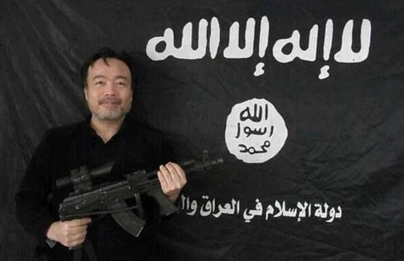 Japon gazeteci ülkesine teslim edildi