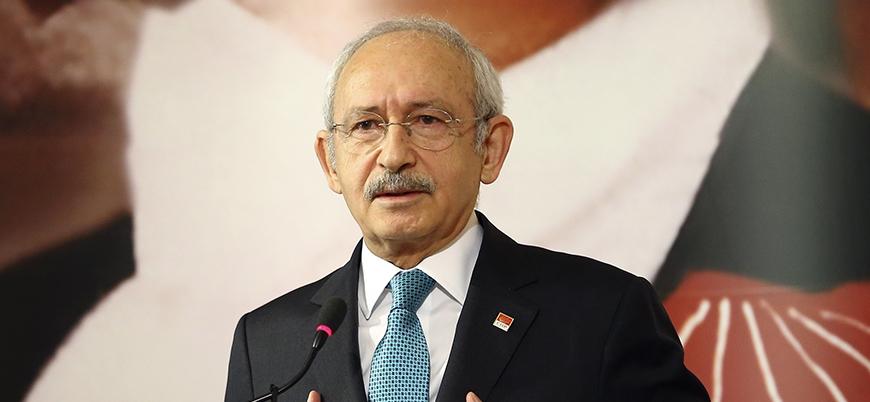 Ana muhalefet lideri Kılıçdaroğlu: Devlette liyakat kalmadı