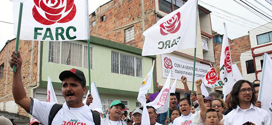 Kolombiya sandık başında: FARC'ın ilk seçim sınavı