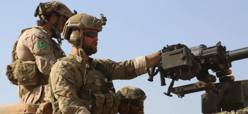 ABD askerleri Münbiç için Gaziantep'te eğitim alıyor
