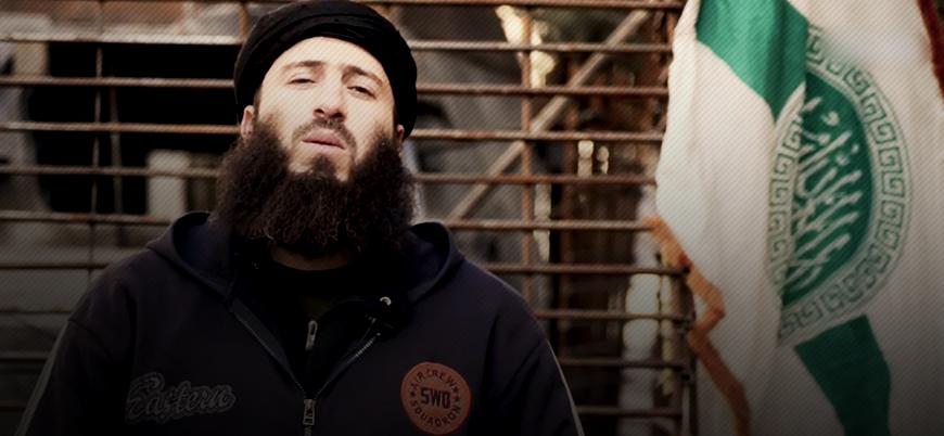 HTŞ'den Doğu Guta temalı 'Direnişin Kalesi' videosu