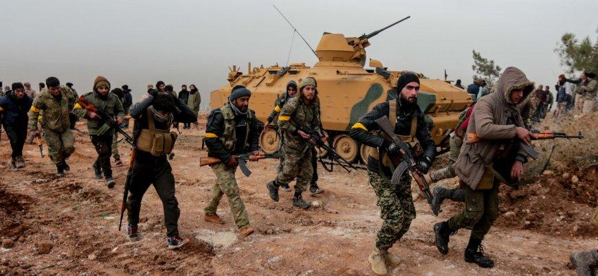 Zeytin Dalı Harekatı | Afrin üç koldan kuşatıldı