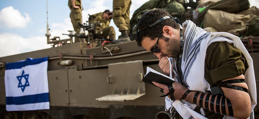 İsrail ordusundan bir haftalık geniş çaplı askeri tatbikat