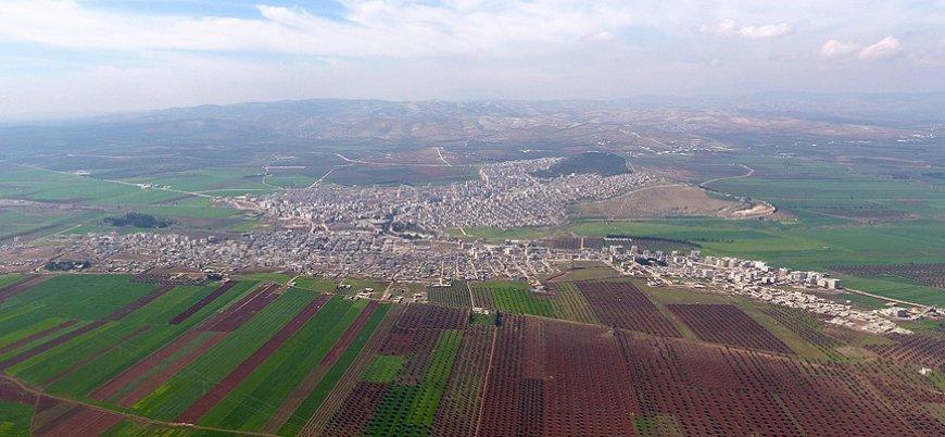 Afrin kent merkezinin kuşatılmasına 1,5 kilometre kaldı