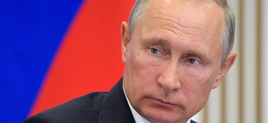 Putin'den 'Rus casus' açıklaması