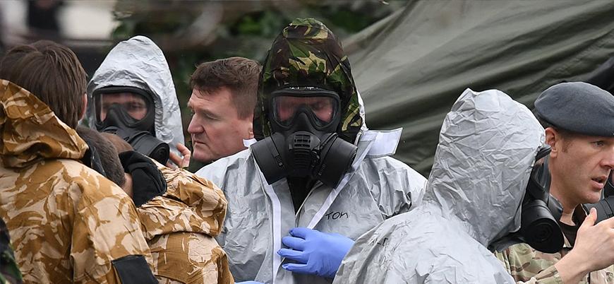 Rusya'nın İngiltere'de ajan suikastinde kullandığı Noviçok sinir gazı nedir?