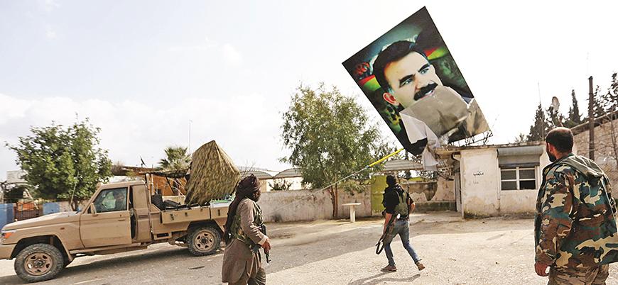 """""""Öcalan iki yıl önce Afrin'in savunmaya hazırlanması için İmralı'dan talimat verdi"""""""