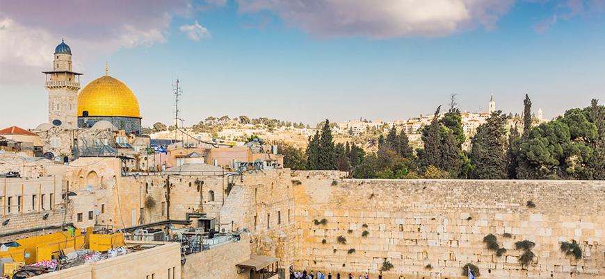 Kudüs 'Arap Mirası Daimi Başkenti' olarak ilan edildi