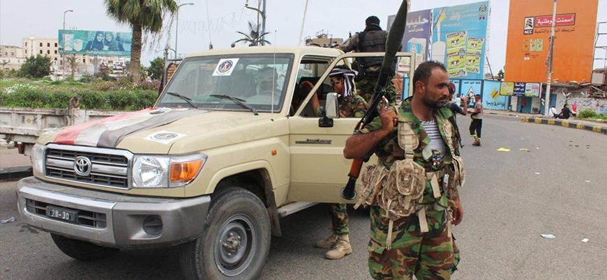 Yemen'de BAE destekli hükümet güçleri bombalı saldırıya hedef oldu