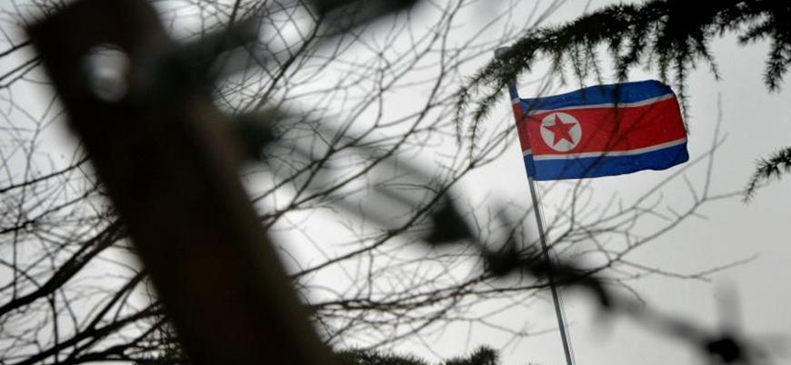 """""""Kuzey Kore Lazkiye'de yeraltına askeri üs kurdu"""""""