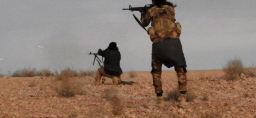 IŞİD'ten başkent Şam'da rejime saldırı